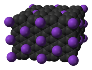 Graphite intercalation compound