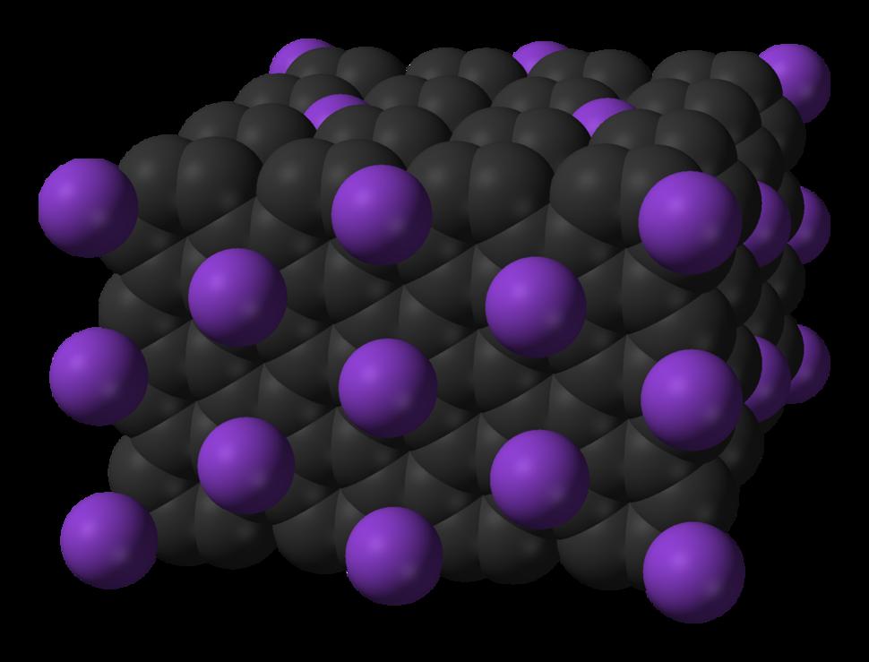 Potassium-graphite-xtal-3D-SF-B