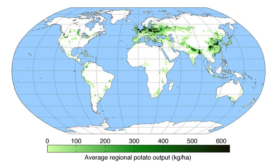 PotatoYield