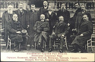 London Conference of 1912–1913