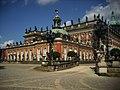 Potsdam Neues Palais, ingang.jpg