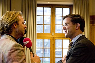 PowNed - Rutger Castricum and Mark Rutte