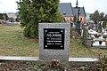 Prachatice, hřbitov, památník k uctění otce sv. J. Neumanna (01).jpg