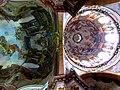 Prag, Kleinseite – Decke und Kuppel der St.-Nikolaus-Kirche - Praha, Malá Strana - strop a kopule chrámu sv - panoramio.jpg