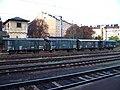 Praha-Vršovice, nádraží, vozy ČD Cargo.jpg