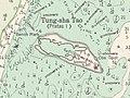 Pratas Atoll nautical chart 1946 extracted.jpg