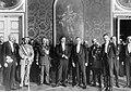 Premier Józef Piłsudski podczas składania życzeń noworocznych prezydentowi Ignacemu Mościckiemu (22-510).jpg