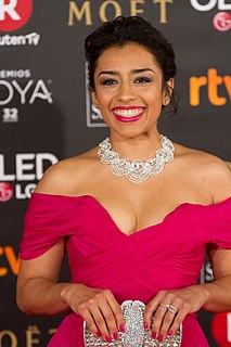Adriana Paz Mexican actress