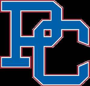 Bronze Derby - Image: Presbyterian Blue Hose logo