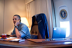 President Obama Phones Mars Rover Team