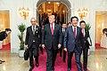 President Trump at the Akasaka Palace (47945540138).jpg
