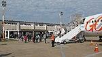 Presidente Prudente Airport (PPB) 737-700 arrival, São Paulo, Brazil.jpg