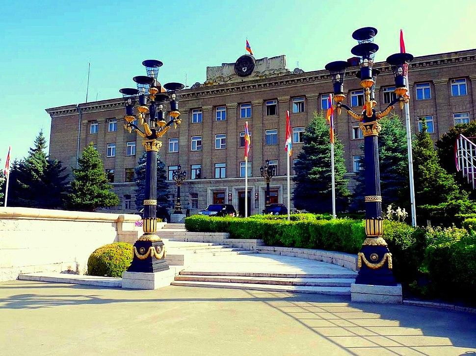 Presidential, NKR, Stepanakert