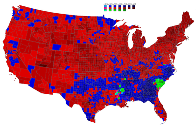 1956 United States presidential election - Wikipedia