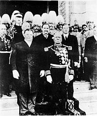 Presidents Taft and Diaz, Oct. 1909