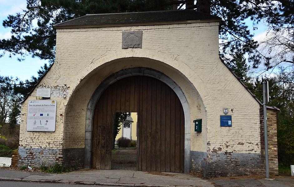 Presbytère de Pont-à-Celles