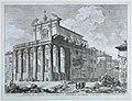 Print, Veduta del Tempio di Antonio e Faustina in Campo Vaccino, 1758 (CH 18348643).jpg
