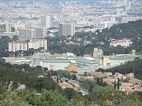 Image illustrative de l'article Centre pénitentiaire de Marseille