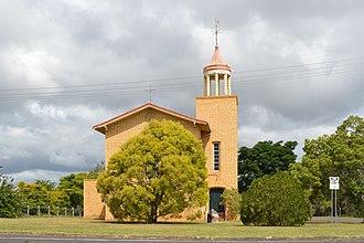 Proston - Shepherd Memorial Church of St Peter, 2017