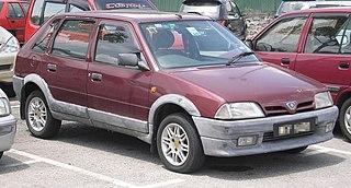 Proton Tiara car model