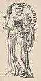 Prudence (Die Firsichtikait), from The Seven Virtues, in Holzschnitte alter Meister gedruckt von den Originalstöcken der Sammlung Derschau im besitz des Staatlichen Kupferstich-kabinetts zu Berlin MET DP834014.jpg
