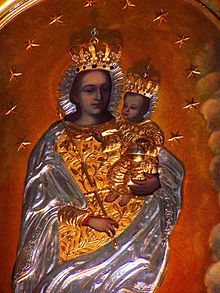 Image result for Shrine of the Mother of the Eucharist and Gracein the Philippines miracle