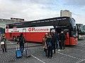 Przystanek autobusowy na placu Defilad w Warszawie 3.jpg