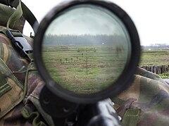 Entfernungsmesser Us Army : Stadiametrische entfernungsmessung wikiwand