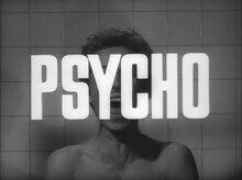 Psycho 1960 Film Wikipedia