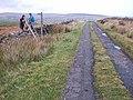 Public footpath from Hury - Grassholme road - geograph.org.uk - 610012.jpg