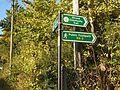 Public footpath signs, Strood 1723.jpg