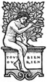 Publisher's logo in The Fireside Sphinx.png