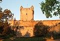Pulvertum morgens um 7Uhr der Burg Bentheim.jpg