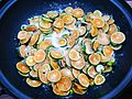 Putgyul (Citrus unshiu) - making syrup 2.jpg