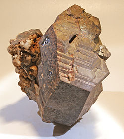 Pyrrhotite Mexique.jpg