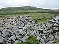 Quarry waste - geograph.org.uk - 222332.jpg