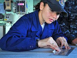Quartermaster Seaman Apprendista