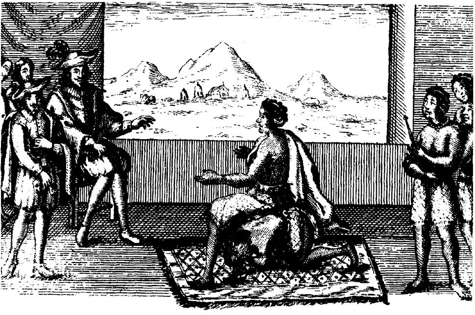 Queen Nzinga 1657