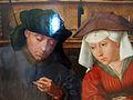 Quentin metsys, il pesatore d'oro con la moglie, 1514, 02.JPG