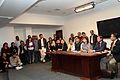 Quito, Viceministra de Movilidad se reunió con los padres de estudiantes radicados en Ucrania. (13232152864).jpg