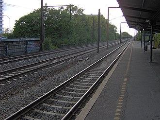 Rødovre station - Image: Rødovre Station 3