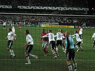 Rosenborg BK in European football Wikimedia list article