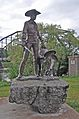 RIDERS OF THE PURPLE SAGE STATUE OIN FORT BENTON.jpg