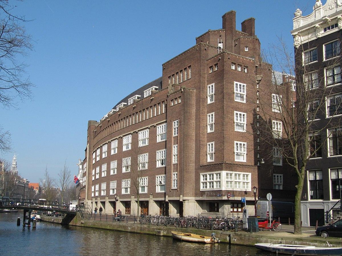 Hotel Oudezijds Voorburgwal Amsterdam
