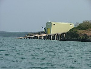 Angle Lifeboat Station - Angle's Boathouse
