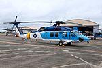 ROCAF S-70C 7006 Display at Hualien AFB Apron 20160813.jpg