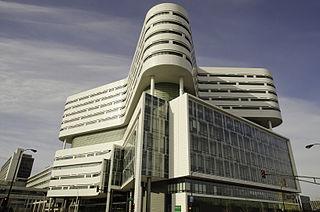 Rush University Medical Center Hospital in Illinois, United States