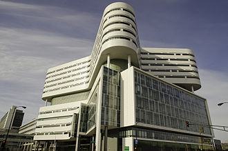 Rush University Medical Center - Image: RUMC new tower