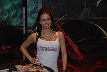 Rachel Roxxx at AVN Adult Entertainment Expo 2009.jpg