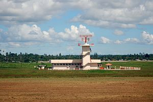 Julius Nyerere International Airport - Radar Tower